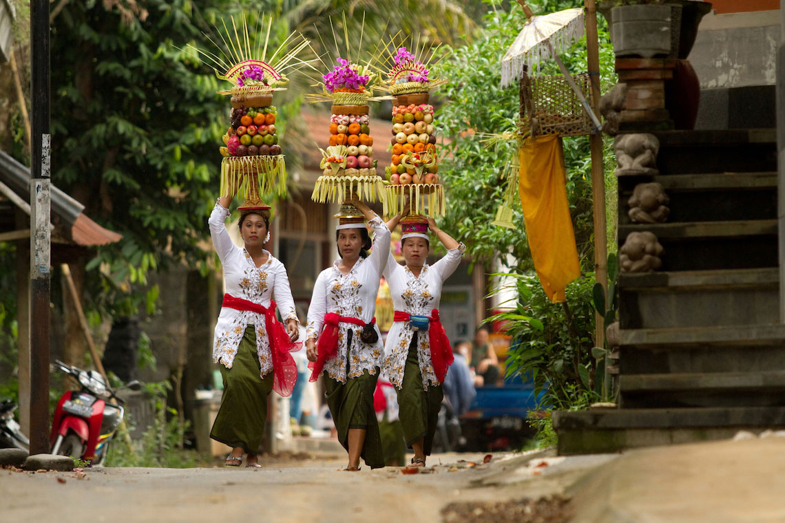 rich culture of Bali