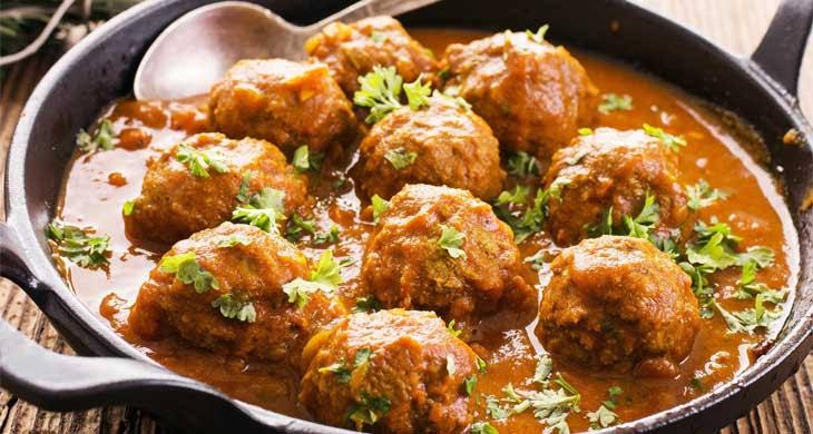 Mutton Kashmiri Kofta