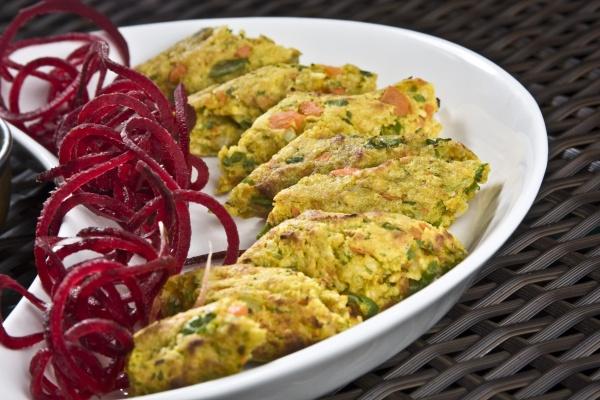 Veg. Sheekh Kebab