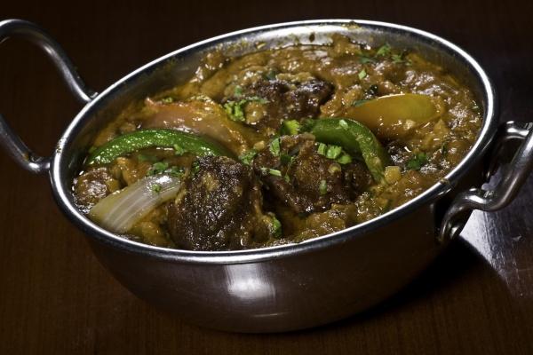 Mutton Kadai