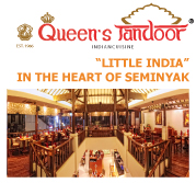 Indian Restaurant In Bali - Indian Food in Bali - Indian Cuisine in Bali - Queens Tandoor Profile