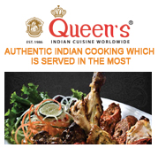 Queens Tandoor is an epitome of authentic Indian cooking which is served in the most exotic of locations i.e. Bali.