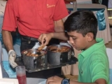 Gala Dinner At Watermark - Queens Bali Indian Restaurant