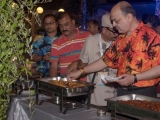 Gala Dinner At Watermark - Queens Bali Indian Restaurant