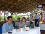Ubud writers and readers festival, bali indian restaurant, indian food restaurant in bali