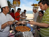 Bhatara watersport outside catering, bali indian restauran, indian food restaurant in bali
