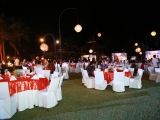 OTOAI Events Gala Dinner by Queens Indian Restaurant in Bali
