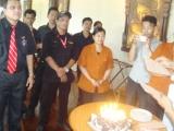 Birthday Staff April 2015 - Indian Restaurant Bali