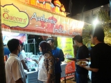 Asean plus culinary at discovery mall kuta party, bali indian restaurant, indian food restaurant in bali