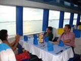 Galla Dinner at Cruise, bali indian  restaurant, indian food restaurant in bali