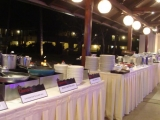 Galla dinner at hotel, bali indian  restaurant, indian food restaurant in bali