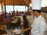 Kanaka watersport outside catering, bali indian restauran, indian food restaurant in bali