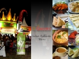 Sanur village festival, bali indian restaurant, indian food restaurant in bali