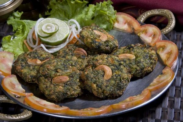 Harra Bhara Kebab (6pcs)