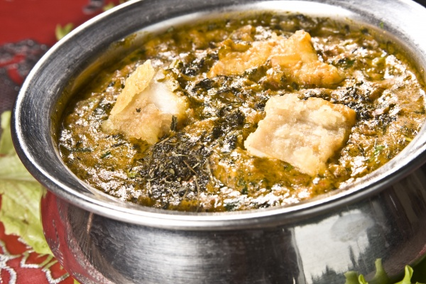 Fish Methi