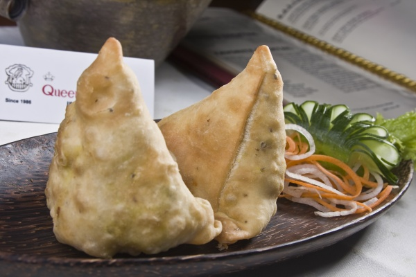 Chicken Samosa (2pcs)