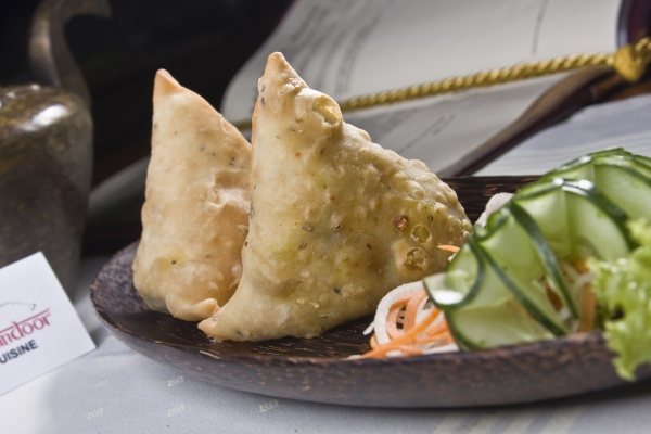 Mutton Samosa (2pcs)