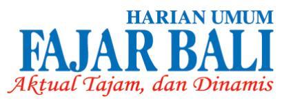 Fajar Bali